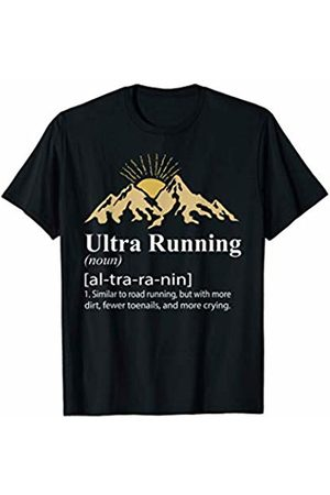 Sports Running Ultra Running Trail Tshirt & Gift Ultra Running Shirt I For Miles Marathon Skyrunning Lovers T-Shirt