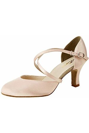 So Danca Women's BL156 Ballroom & Latin Shoes, Champagne