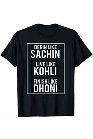 Indian Cricket Fans Tshirt Indian Cricket Team TShirt. Cricket Team Fan