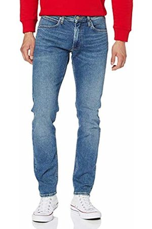 Lee Men's Luke Slim Jeans, (Tanned GD)