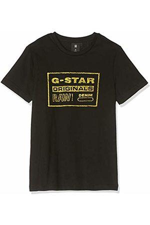 G-Star G-Star Boy's Sp10066 Ss Tee T-Shirt, ( 02)