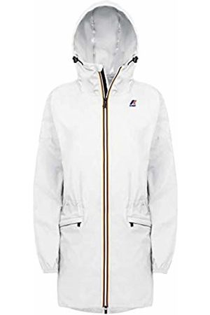 K-Way Men's Jacket white Bianco X-Large