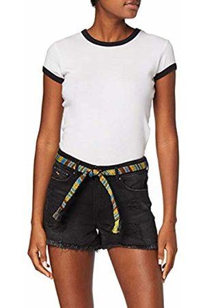 Only Women's onlDIVINE Mini Belt Short BB AZG 27W