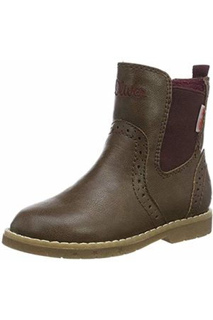 s.Oliver Girls Ankle Boots - Girls' 5-5-35600-33 Ankle Boots