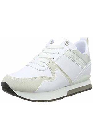 Tommy Hilfiger Women's Iridescent Wedge Sneaker Low-Top ( 100)