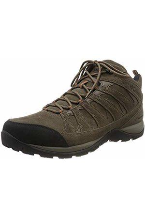 Columbia Men Boots - Men's Redmond V2 LTR MID WP High Rise Hiking Boots