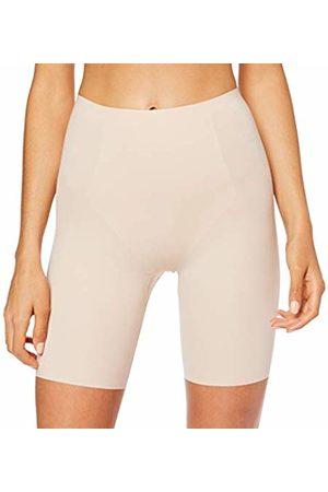 Spanx Women's 10005r-soft l Thigh Slimmer, Soft Nude