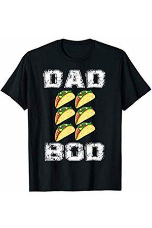 OG SQUAD Men T-shirts - Mens Dad Bod Funny Vintage Tacos Six Pack Daddy Gym Gift TShirt T-Shirt