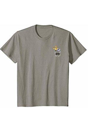 STAR WARS Youth Galaxy Of Adventures C-3PO R2D2 Pocket T-Shirt B1