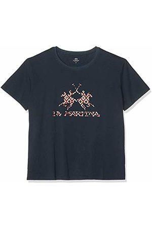 La Martina Men's Man T-Shirt S/s Cotton Jersey Kniited Tank Top