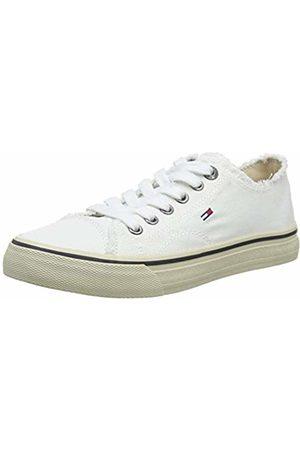 Tommy Hilfiger Women's Wmn LowCut Tommy Jeans Sneaker Low-Top ( 100)
