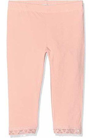 Name it Girl's Nmfvista Capri Legging H, Strawberry Cream