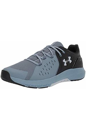 Under Armour Men's Charged Commit TR 2.0 Fitness Shoes, /Ash Halo Gray 002