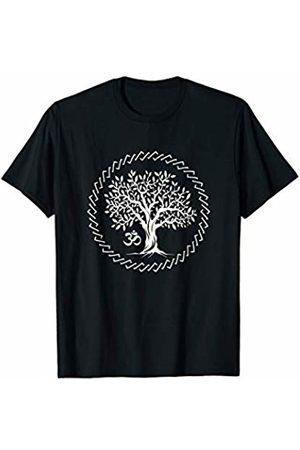 Yoga Yogi master Tees Yoga Tree of Life T Shirt T-Shirt