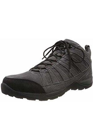 Columbia Men's Redmond V2 LTR MID WP High Rise Hiking Boots, (Dark , Madd 089)