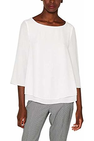 Esprit Collection Women's 998eo1f801 Blouse, (Off 110)