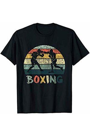 Boxer Boxing Vintage Tee Boxring Retro Boxing Vintage T-Shirt Box Sport Retro Boxinggloves Cerberus