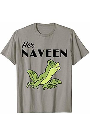 Disney Princess And The Frog Her Naveen Graphic T-Shirt
