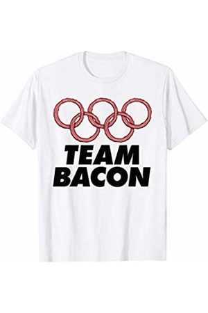 Miftees Team bacon funny Bacon Athlete OR Bacon Sports T-Shirt