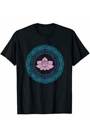 Lotus Mandala Collection Lotus Mandala | Spiritual New Age Buddhism Yoga Zen Gift T-Shirt