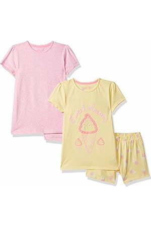 Mothercare Girl's Ice Cream and Sprinkles Shortie Pyjamas - 2 Pack Sets