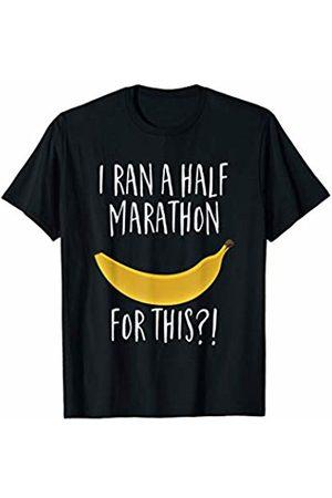 Bowes Fitness I Ran A Half Marathon For This Banana T-Shirt