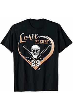 FanPrint Marc-Andre Fleury No. 29 - Vegas Hockey Goalie Love T-Shirt