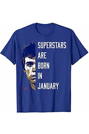 FanPrint Connor McDavid Superstars Are Born In January T-Shirt
