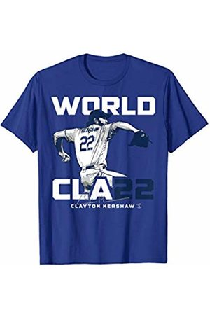 FanPrint Clayton Kershaw World Cla22 - World Class T-Shirt - Apparel