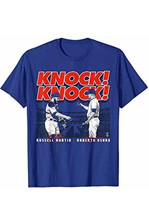 FanPrint Russell Martin Knock Knock - Martin & Osuna T-Shirt