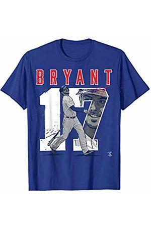 FanPrint Kris Bryant Player Number T-Shirt - Apparel