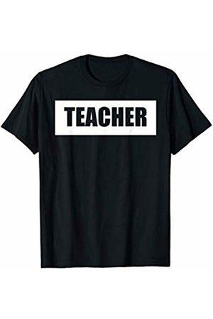HUMUR Teacher Slogan Shirt for School Workers or Instructors