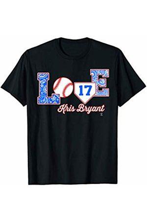 FanPrint Kris Bryant Love My Player T-Shirt - Apparel