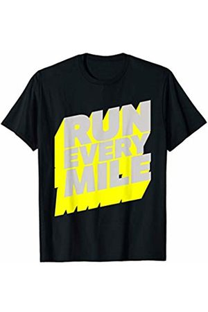 Bowes Fitness Run Every Mile Funny Running T-Shirt
