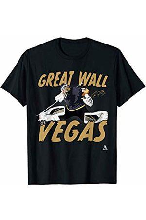 FanPrint Marc-Andre Fleury Great Wall Of Vegas! T-Shirt - Apparel