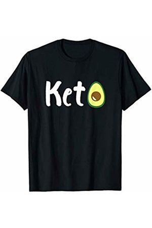 We Love Ketones - Shirts & Gift Ideas Keto T-Shirt - Avocado Ketogenic Low Carb Diet Shirt