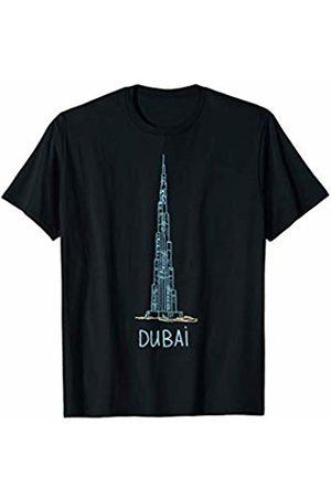 DDD City Dubai T-shirt Tee T Shirt Tshirt