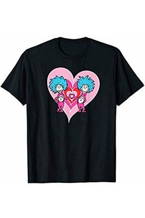 Dr. Seuss Thing 1 Thing 2 Love T-shirt