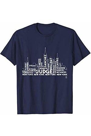 FanPrint Aaron Judge Skyline T-Shirt - Apparel