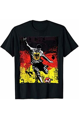 Soccer Shirts for Boys Kids Adults Men and Women Germany Soccer T- Shirt for Boys School Sports