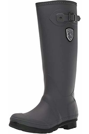 Kamik Jennifer, Women's Rubber Boots, Grau (cha charcoal)