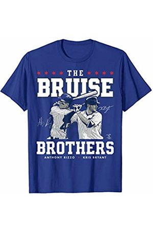 FanPrint Anthony Rizzo The Bruise Brothers - & Kris Bryant T-Shirt