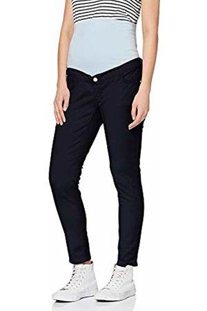Esprit Women's Pants Otb Slim 7/8 Maternity Trousers Maternity Trousers