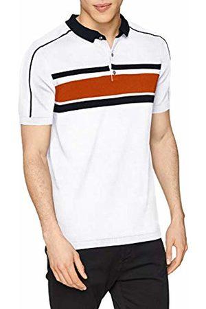 New Look Men's Sporty Block 6067095 Polo Shirt 10
