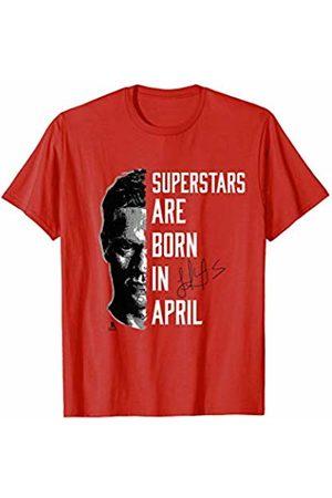 FanPrint Jonathan Toews Superstars Are Born In April T-Shirt
