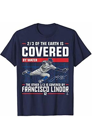 FanPrint Francisco Lindor Covered By T-Shirt - Apparel