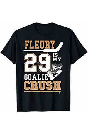 FanPrint Marc-Andre Fleury No. 29 - Las Vegas Hockey Crush T-Shirt