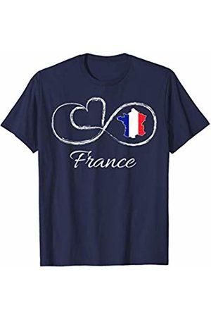 FanPrint France Infinite Love T-Shirt - Apparel