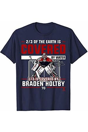 FanPrint Braden Holtby Covered By T-Shirt - Apparel
