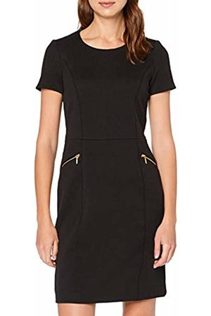 Esprit Collection Women's 027EO1E002 Pencil Short Sleeve Dress - - 10